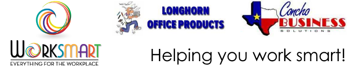 Longhorn Office Products Logo